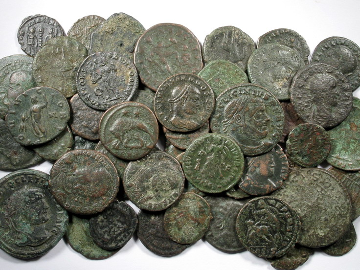 Ancient Roman And Greek Coins For Sale